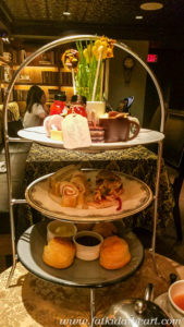 Mad Hatter Afternoon Tea at the Fairmont Hotel Vancouver