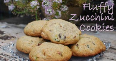 Fluffy Zucchini Cookies from www.fatkidatheart.com