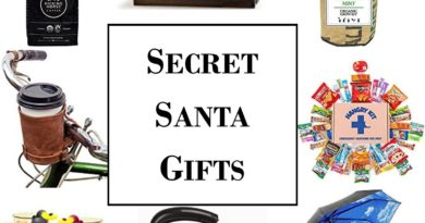 Secret Santa Gift Ideas from www.fatkidatheart.com